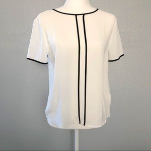 F21 Short Sleeve Blouse